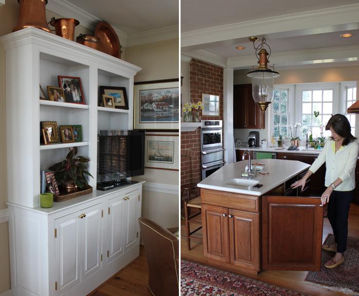 Kitchen Renovation In Progress progress report: kitchen renovation! - pillar & peacock